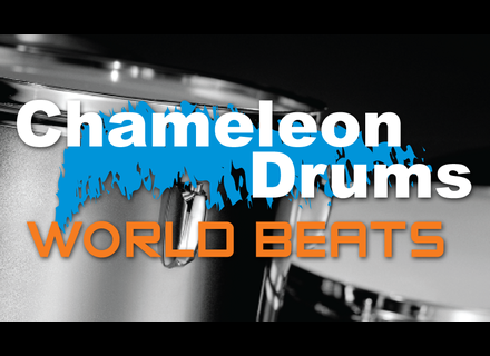 SONiVOX MI Chameleon Drums 2 - World Beats