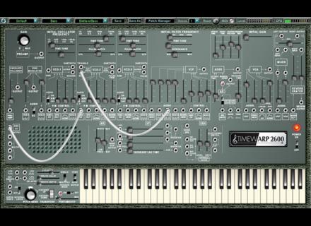 SONiVOX MI Timewarp 2600