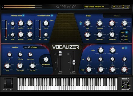SONiVOX MI Vocalizer