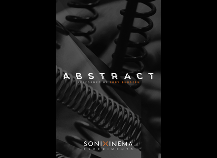 Sonixinema Abstract