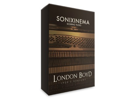Sonixinema London Boyd: 1920's Upright