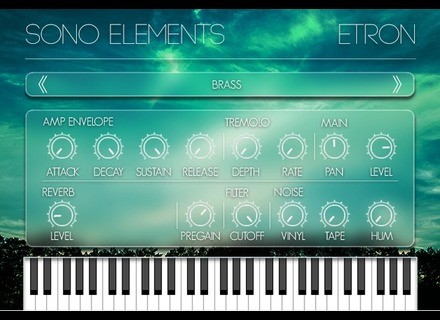 Sono Elements eTron