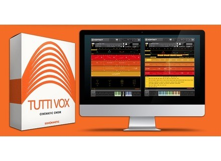 Sonokinetic Tutti Vox 48-singer choir library for Kontakt released