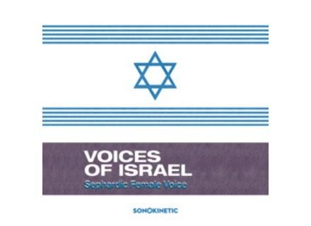 Sonokinetic Voices of Israel