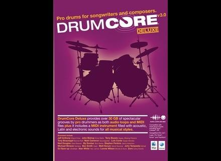 Sonoma Wire Works DrumCore 3 Deluxe