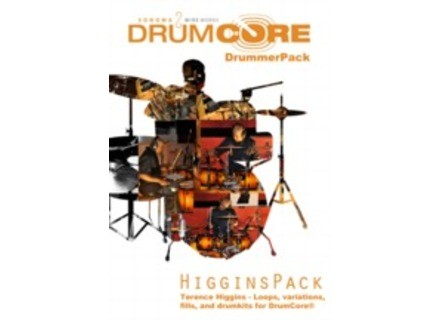 Sonoma Wire Works HigginsPack DrummerPack