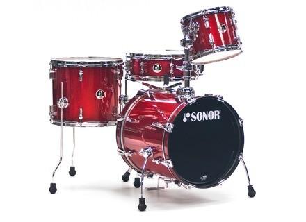 Sonor Safari - Red Sparkle