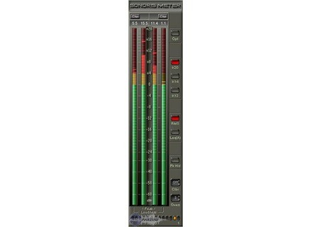 Sonoris Audio Engineering Meter 2.0