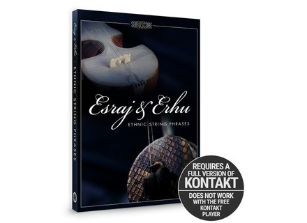 Sonuscore Esraj & Erhu - Ethnic String Phrases
