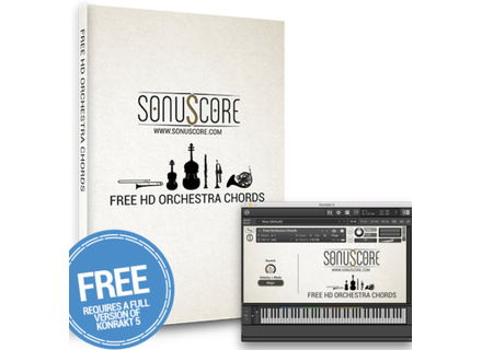 Sonuscore Free HD Orchestra Chords