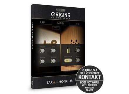 Sonuscore Origins Vol. 7 Tar and Chonguri