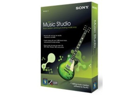 Forums Sony Acid Music Studio 8 - Audiofanzine