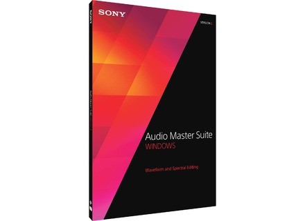 Sony Audio Master Suite 2