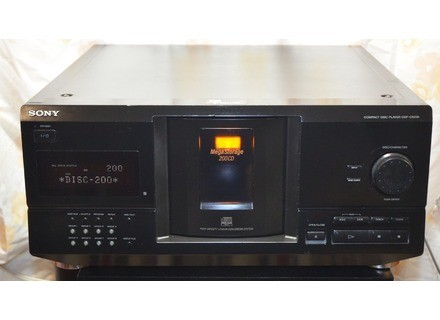 Sony CDP-CX235