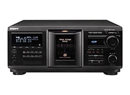 Sony CDP-CX450