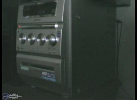 Sony CMT - GP 7