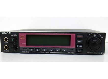 Sony HR-GP5