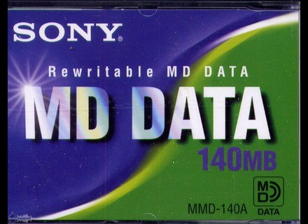 Sony MD Data