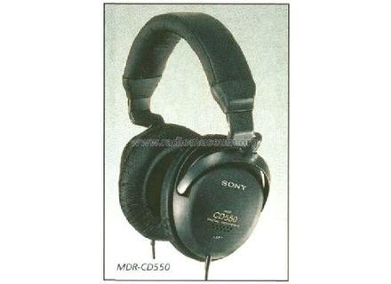 Sony MDR CD-550