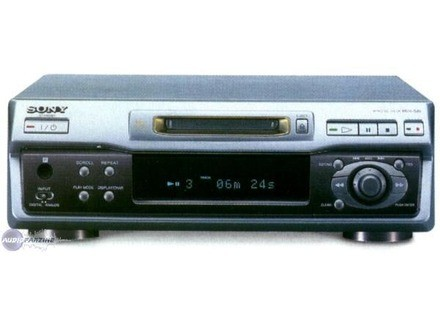Sony MDS