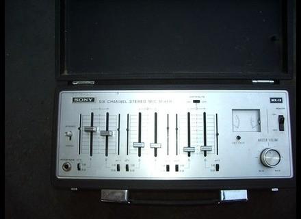 Sony mx 12
