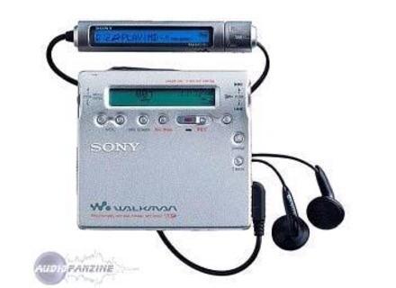 Sony MZ