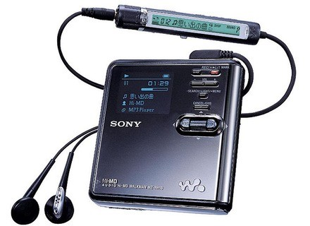 Sony MZ RH-10