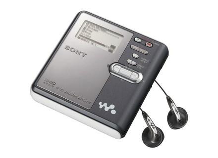 Sony MZ-RH910