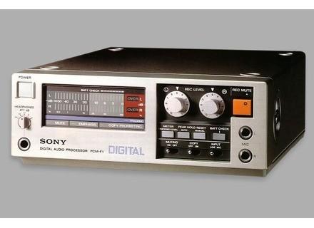 Sony PCM-F1