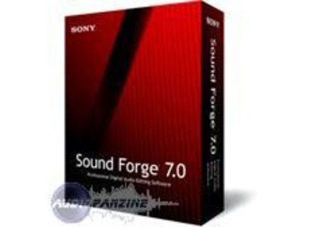 Sony Sound Forge 7.0