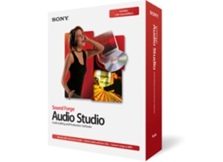 Sony Sound Forge Audio Studio 8