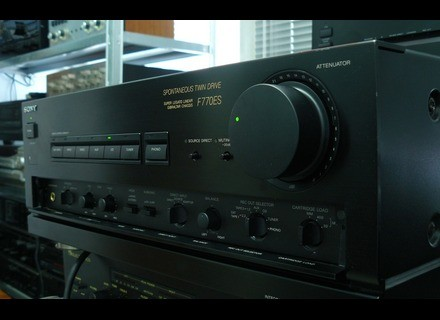 Sony TA-F770ES