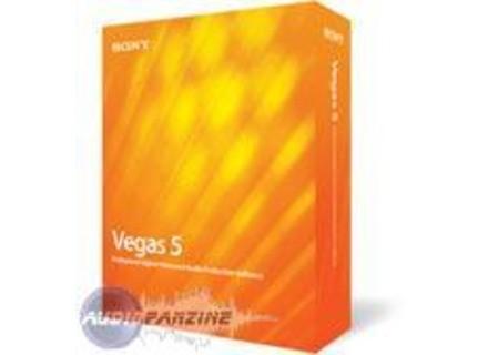 Sony Vegas 5