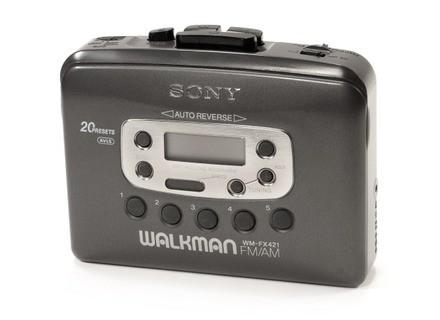 Sony WM-FX421