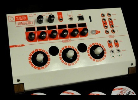 Soulsby Synthesizers ATX