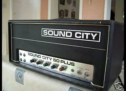 Sound City L.50 Plus