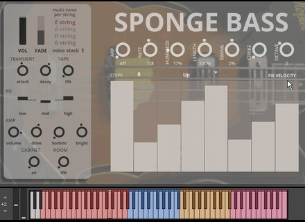 Sound Dust Sponge Bass