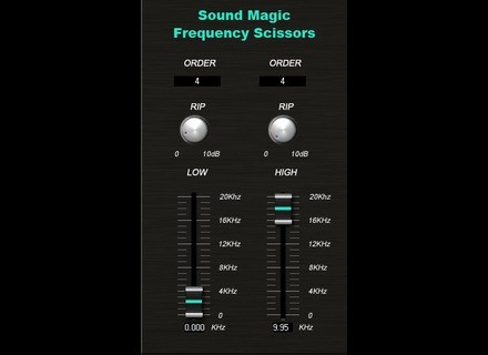 Sound Magic Frequency Scissor