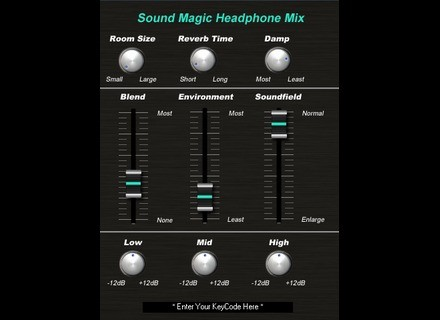 Sound Magic Headphone Mix 2
