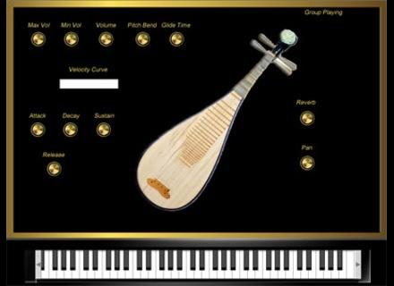 Sound Magic Liang's Pipa