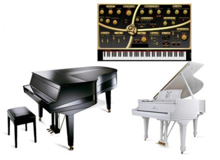 Sound Magic Mega Steinway