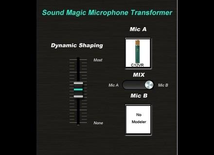 Sound Magic Microphone Transformer