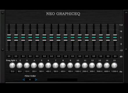 Sound Magic Neo GraphicEQ