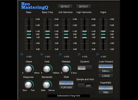 Sound Magic Neo MasteringQ