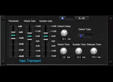Sound Magic Neo Transient