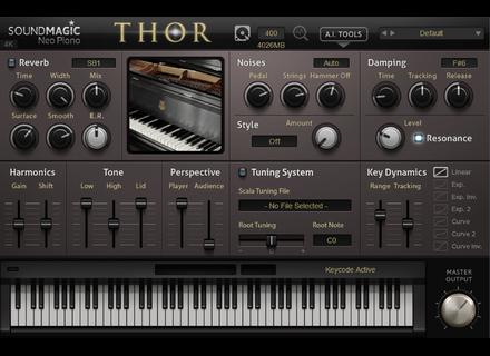 Sound Magic Thor