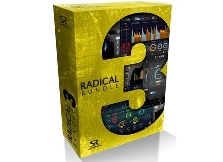 Sound Radix Radical Bundle 3
