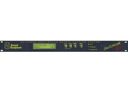 Sound Sculpture Switchblade GL