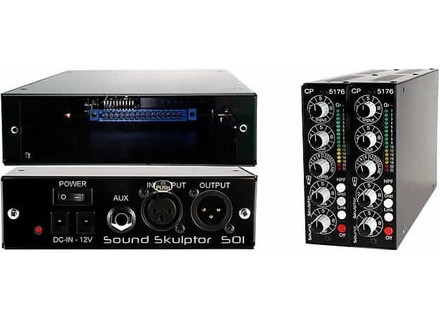 Sound Skulptor 501 Single 500 Series Host