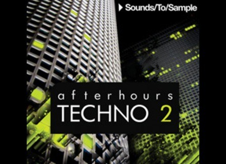 Sound To Sample AFTERHOURS TECHNO 2